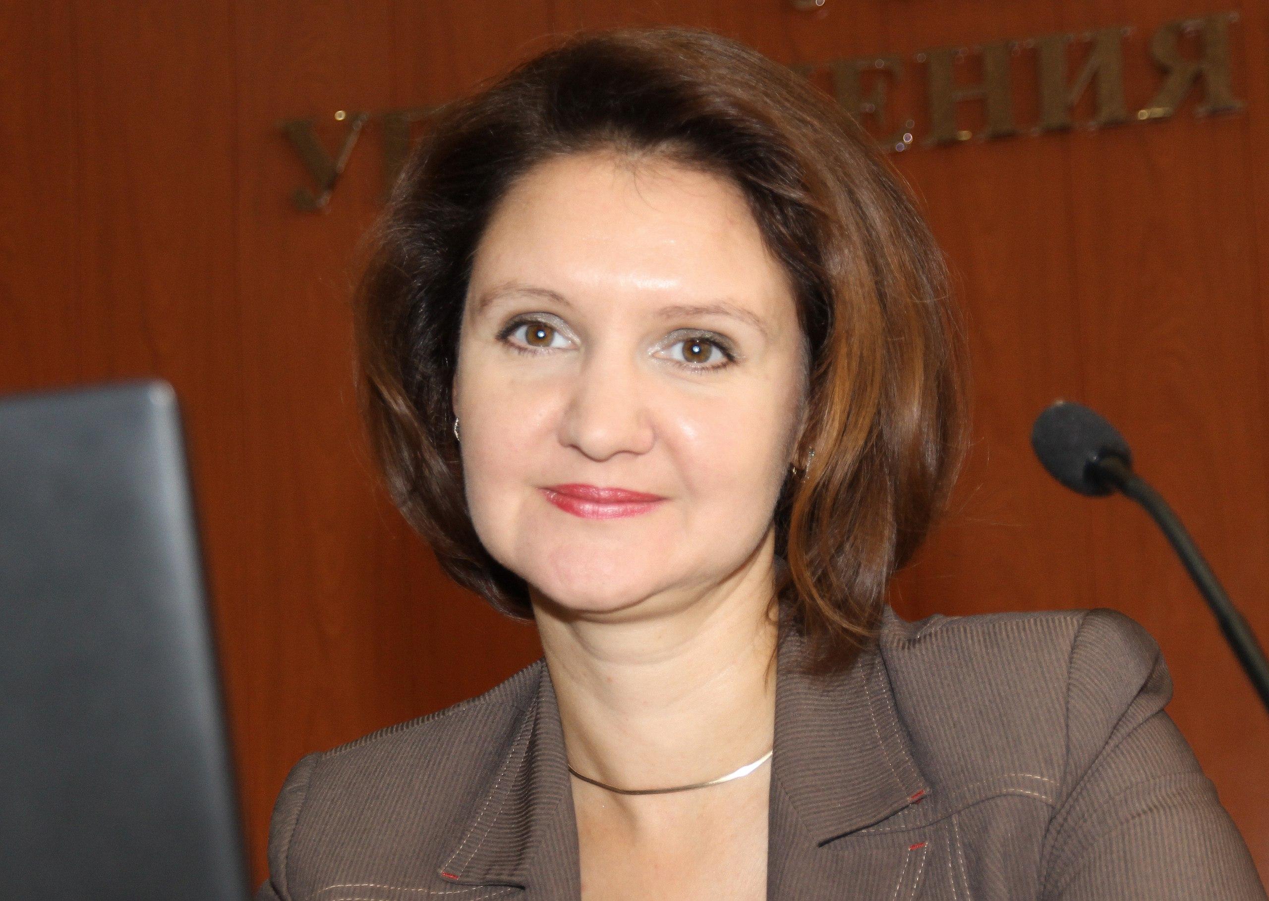 Деркунская Вера Александровна